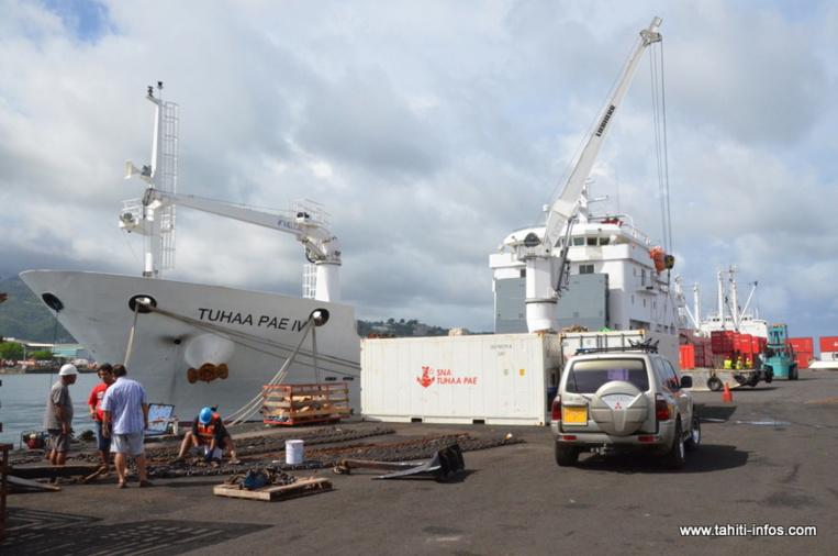 Des licences provisoires préparées dans l'urgence pour les armateurs polynésiens