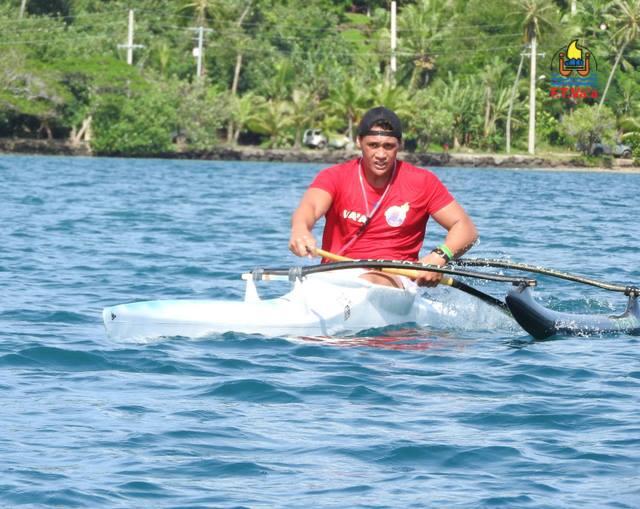 Va'a : Teanavai Pahuiri, l'étoile de Bora Bora