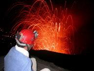 Plusieurs volcans de Vanuatu inquiètent aussi
