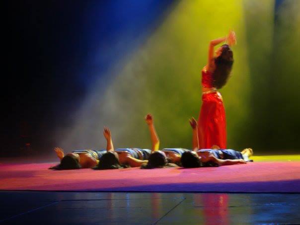 L'école de danse Li Yune innove dans la chorégraphie