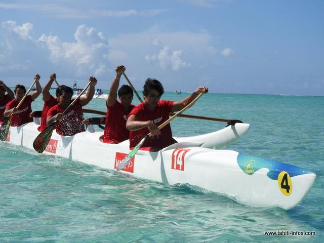 Les juniors hommes de Bora Bora représenteront les Raromatai à Tahiti, en juillet.