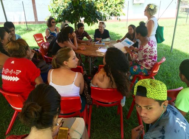 Tepapa, le rendez-vous littéraire de la côte ouest