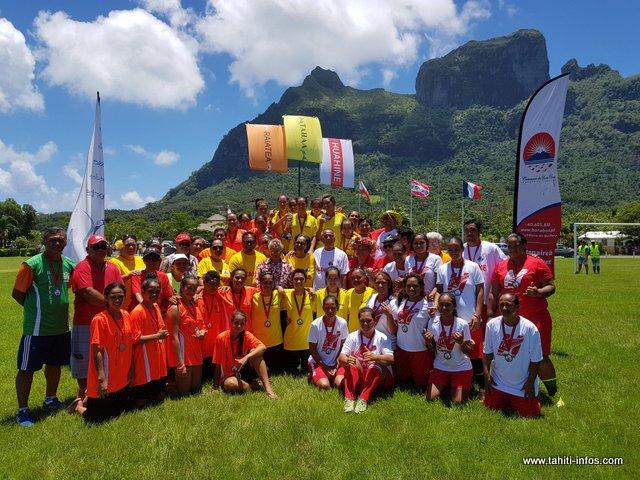 Après les Raromatai, les sélectives devraient se tenir à Tahiti et à Moorea.