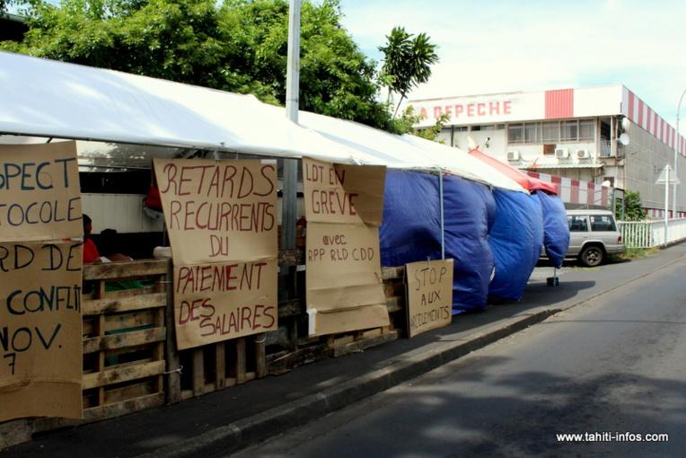 Ras-le-bol à La Dépêche sur fond d'enlisement de la grève