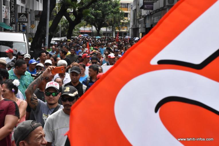 Retraites : nouvelle démonstration de force avant la réforme