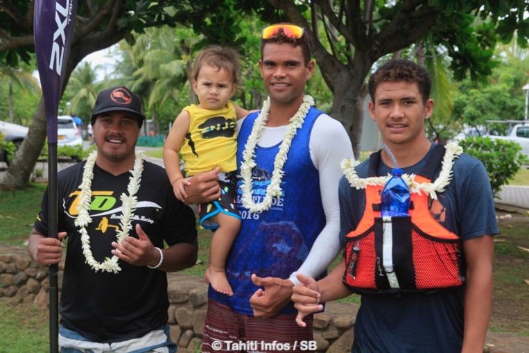 Hiromana Florès a quitté Shell Va'a pour se consacrer pleinement au kayak