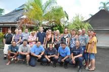 Construction d'une prison moderne à Tahiti.