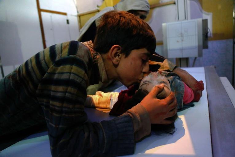 Syrie: les forces du régime progressent dans la Ghouta, sourdes à la trève