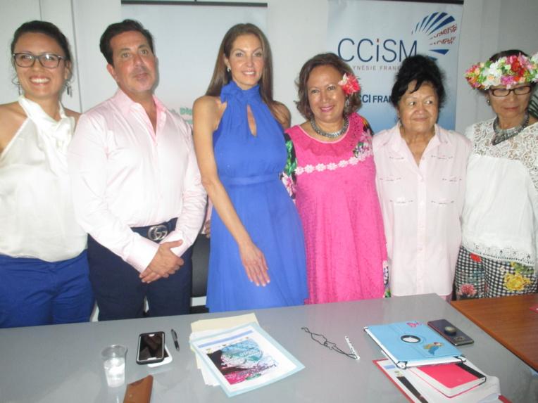 Le Dr Charles Sophy et Mareva Georges Marciano parleront des violences faites aux femmes lors de deux conférences.