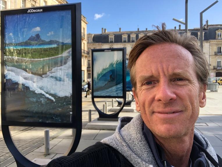 Tim Mckenna expose en Gironde du 1er au 31 mars
