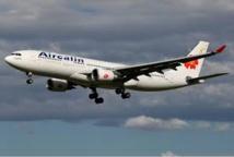 Reprises des vols Air Calin ce samedi 10 mars