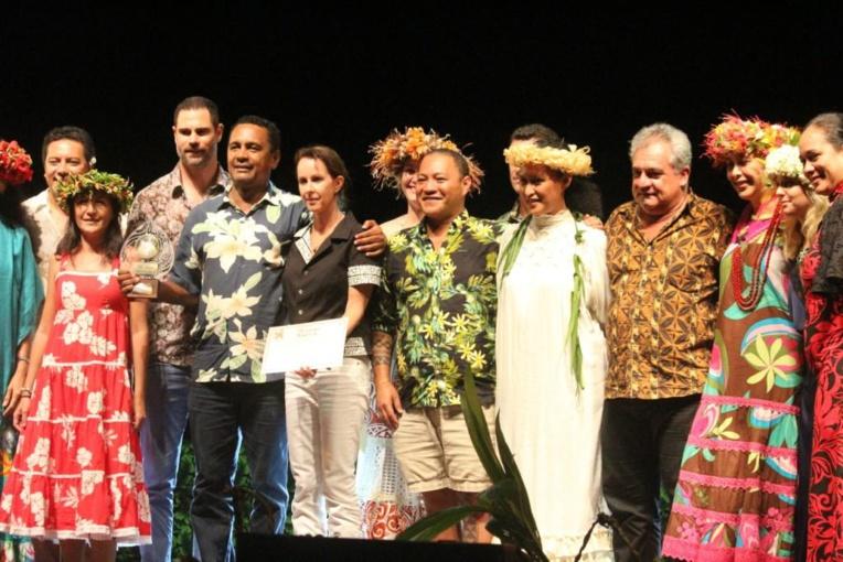 Le collège de Teva i Uta remporte la 1ère édition du Heiva Taure'a