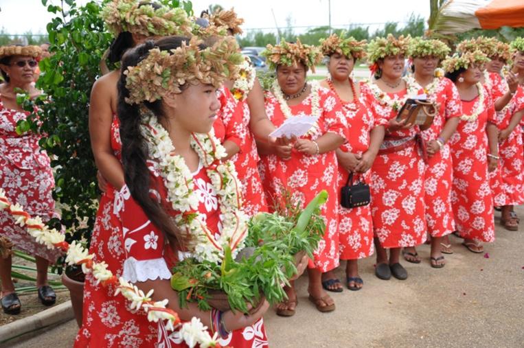 En 2015, le niveau de vie médian des habitants des Australes est inférieur d'un tiers au niveau de vie médian de l'ensemble de la Polynésie française.