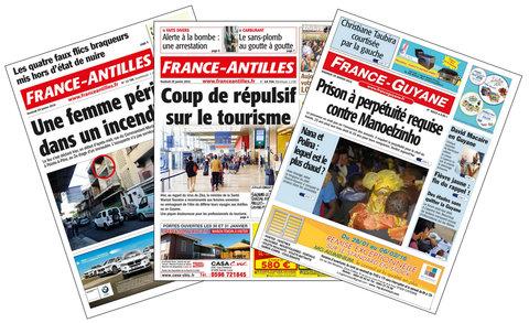 France-Antilles prépare une nouvelle formule