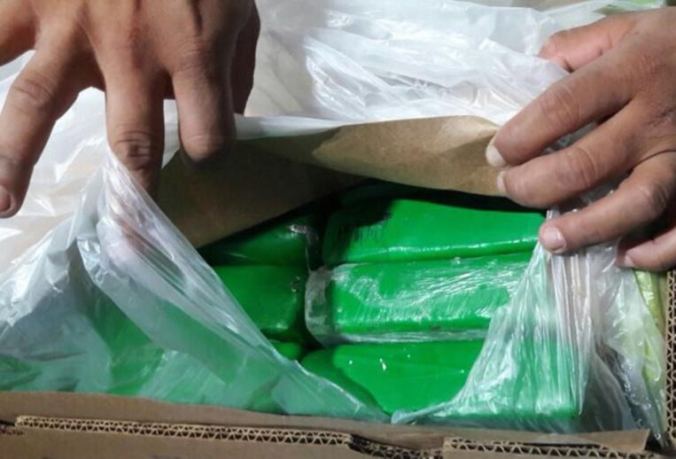 Record de saisies de cocaïne pour la douane en 2017