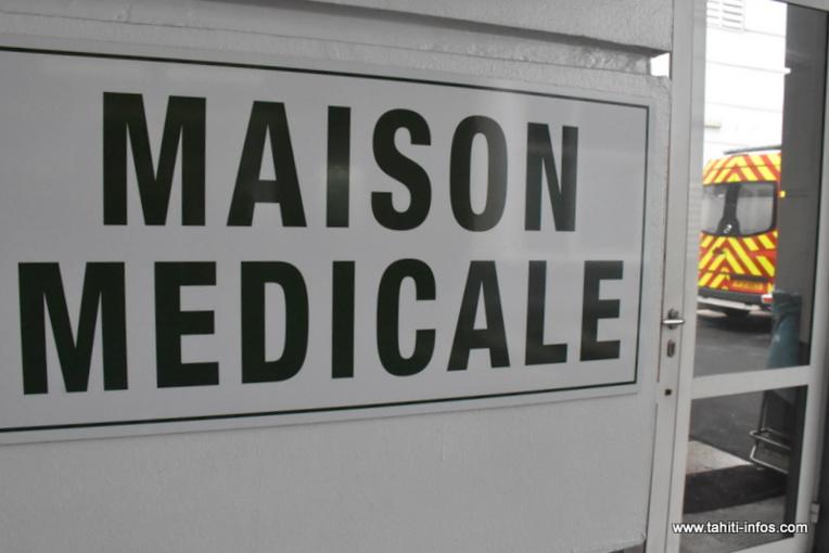 Les débuts difficiles de la Maison médicale de garde