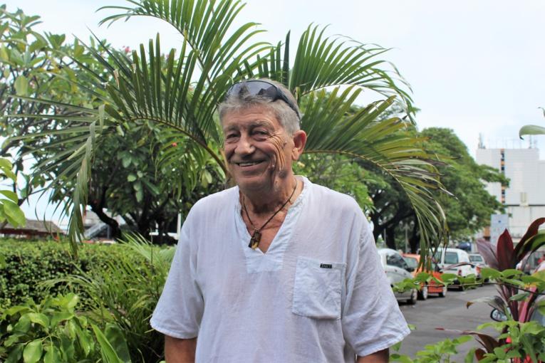 Michel Roger est le président de l'association Apfa-Polynésie.