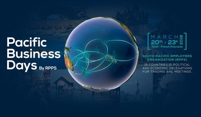 Les patrons polynésiens invités aux Pacific Business Days