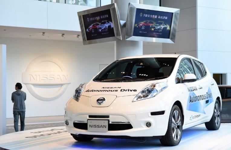 """Chine: des voitures 100% autonomes sur les routes """"d'ici 3 à 5 ans"""""""