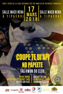Taekwondo : Te Ui Api no Papeete organise sa cinquième coupe ce samedi !