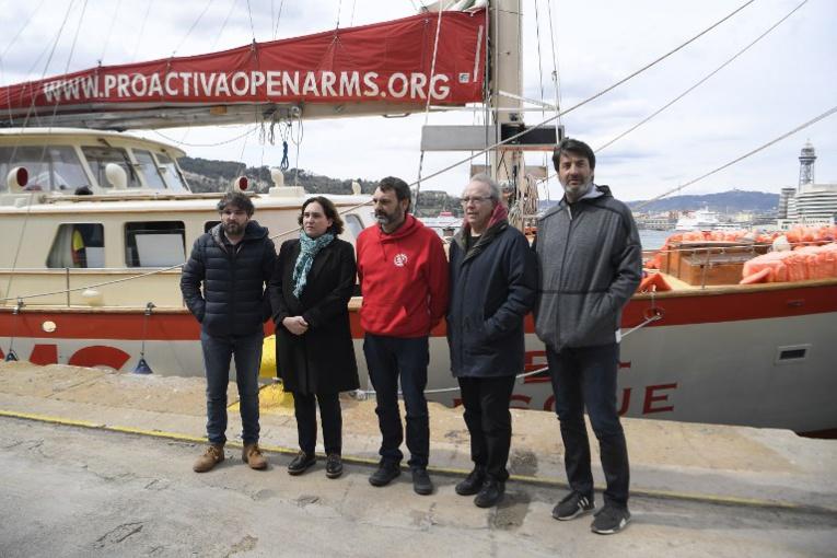 La justice italienne séquestre le navire d'une ONG espagnole