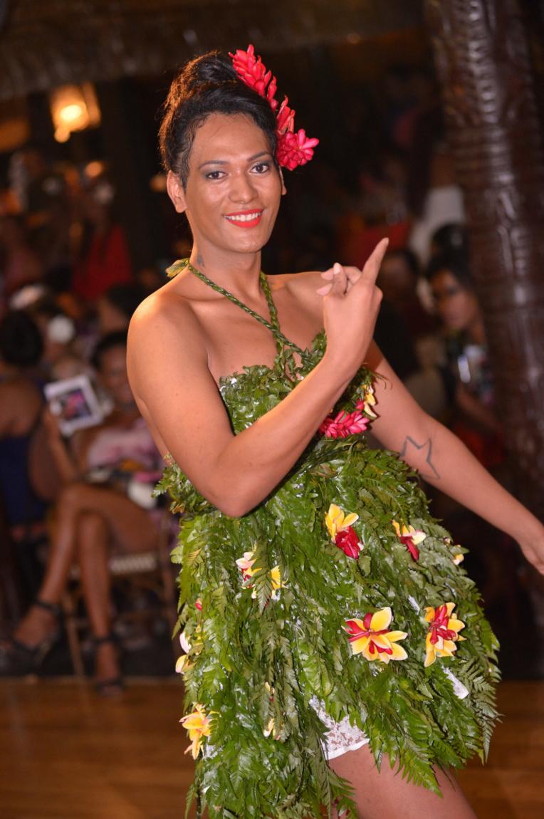 Tara élue Miss Vahine Tane 2018