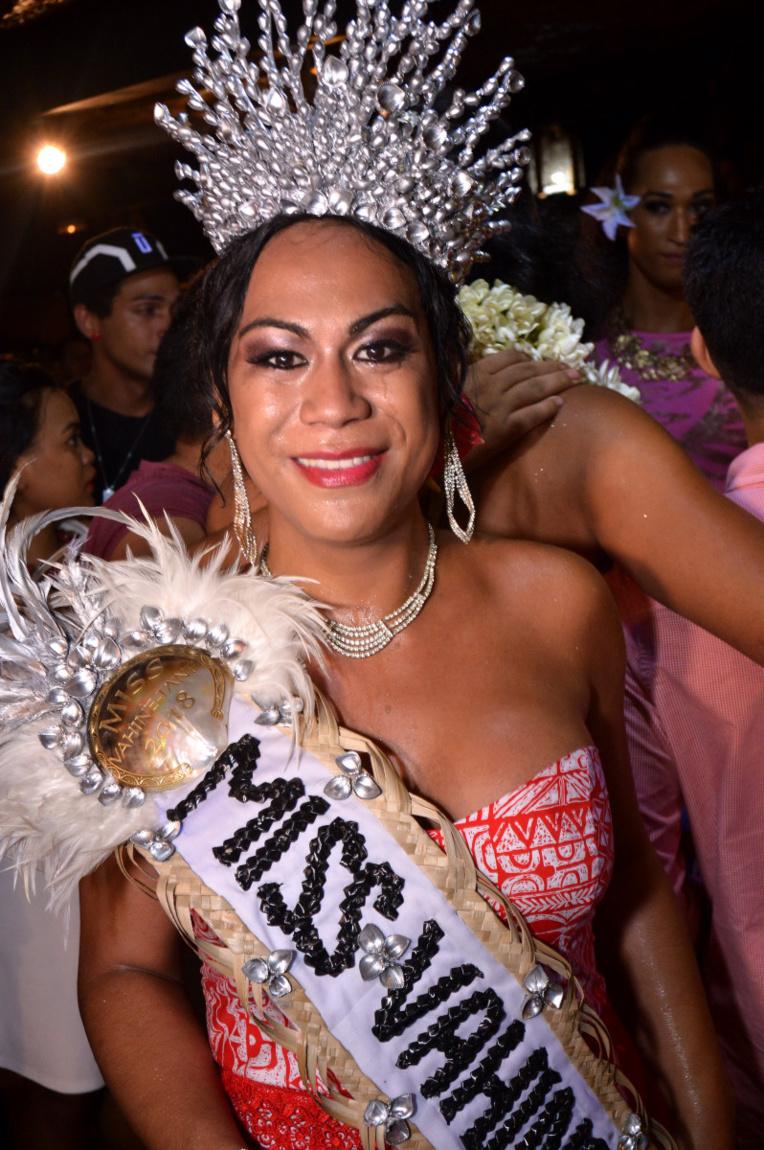 Miss Vahine Tane 2018: Tara de Pirae!