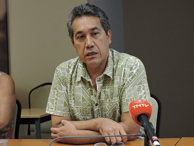 Marcel Tuihani a précisé ce lundi qu'il avait déposé plainte mercredi dernier après les dégradations occasionnées à l'entrée de l'hémicycle lors de la manifestation contre la réforme des retraites.