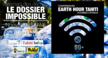 """EARTH HOUR : """"Traitement des déchets, le dossier impossible"""""""