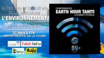 """Earth Hour : """"Océan : La langue et la culture, moyens de préservation de l'environnement"""""""