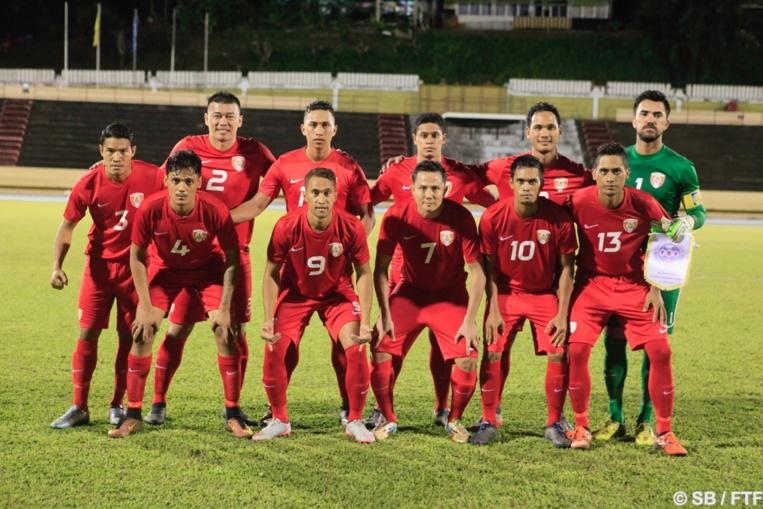 La sélection de Tahiti jouera à nouveau vendredi à 20H au stade Pater