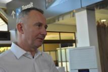 Aéroport : un nouveau look pour la zone arrivée