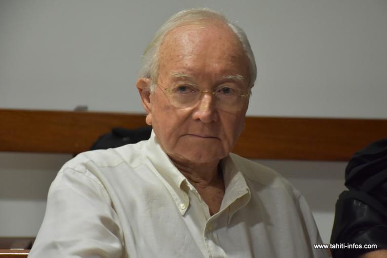 Son pourvoi rejeté, Gaston Flosse inéligible jusqu'en juillet 2019