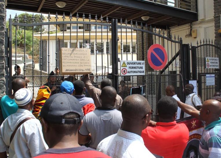 Mayotte: depuis le 15 mars, 597 éloignements et départs volontaires