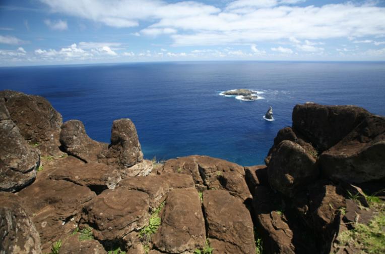Après le renversement des moai, dû en grande partie à un désastre écologique, le culte de l'homme-oiseau (tangata manu) a été instauré, permettant de doter l'île d'un chef de guerre pendant un an. Mieux valait un tyran que l'anarchie complète.