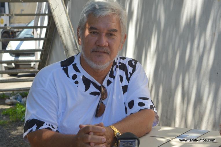 CSTP-FO : Mahinui Temarii demande la démission d'Angélo Frébault