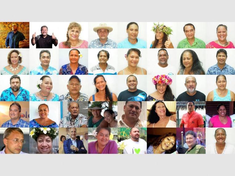 Tavini Huira'atira : une liste avec plusieurs nouveaux visages