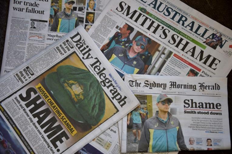 """""""Cruelle trahison"""": le monde du cricket australien a le coeur brisé"""