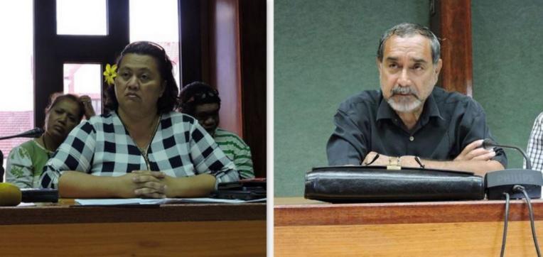 Angelo Frebault et Vaitea Legayic quittent le syndicalisme