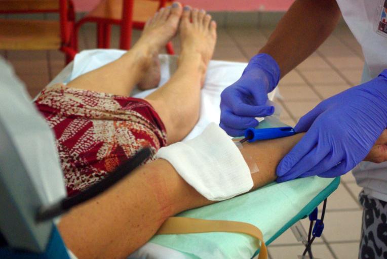 Don du sang :  Le CTS a besoin de vous