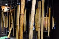 Les bambous gravés ou l'art mystérieux des Kanaks
