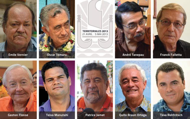Territoriales : retour sur les résultats de 2013