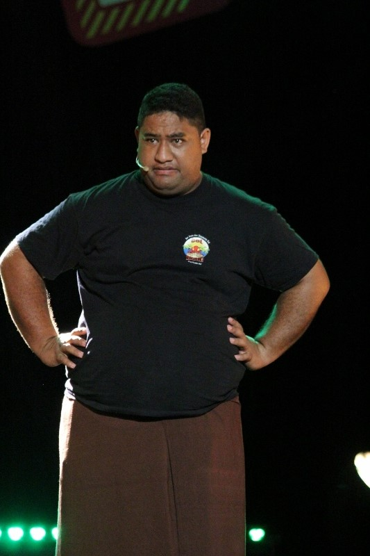 Yepo remporte le Tahiti Comedy Show
