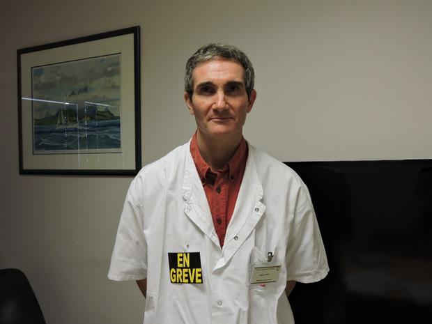 Les médecins hospitaliers tirent  la sonnette d'alarme