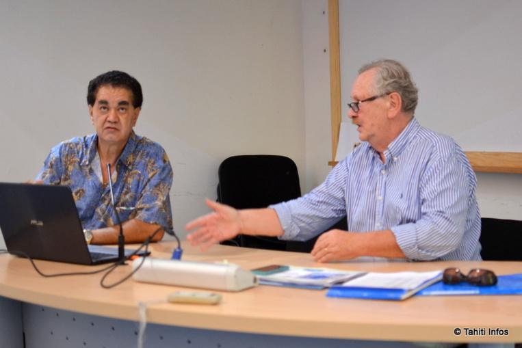 Gérard Kochersperger a lancé un vibrant plaidoyer pour libérer l'économie polynésienne, seule façon selon lui de créer durablement des emplois.