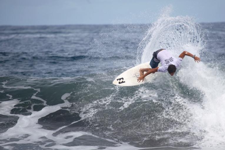 Deux mois d'arrêt pour notre jeune espoir du surf