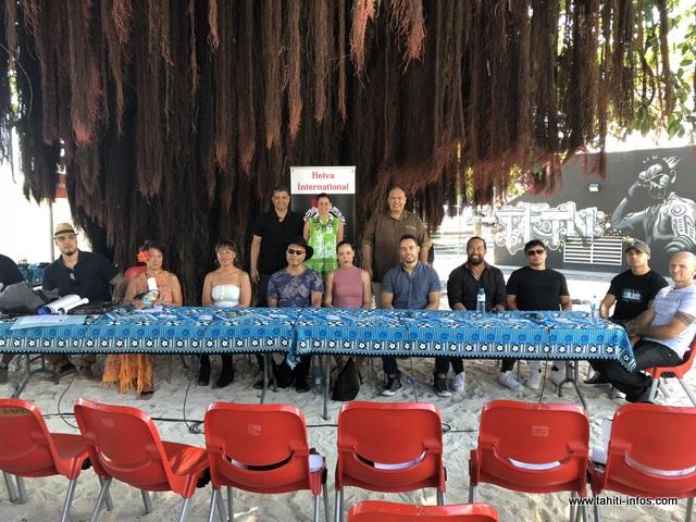 Pour cette seconde édition, le groupe Te Vaka est l'invité d'honneur.