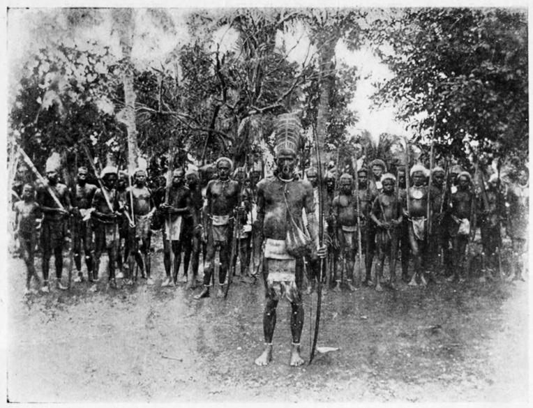 Les Salomonais ont toujours eu la réputation d'être très belliqueux, mais le blackbirding dont ils ont été les victimes à de nombreuses reprises de la part de Blancs sans scrupules n'a fait qu'exacerber leur agressivité.