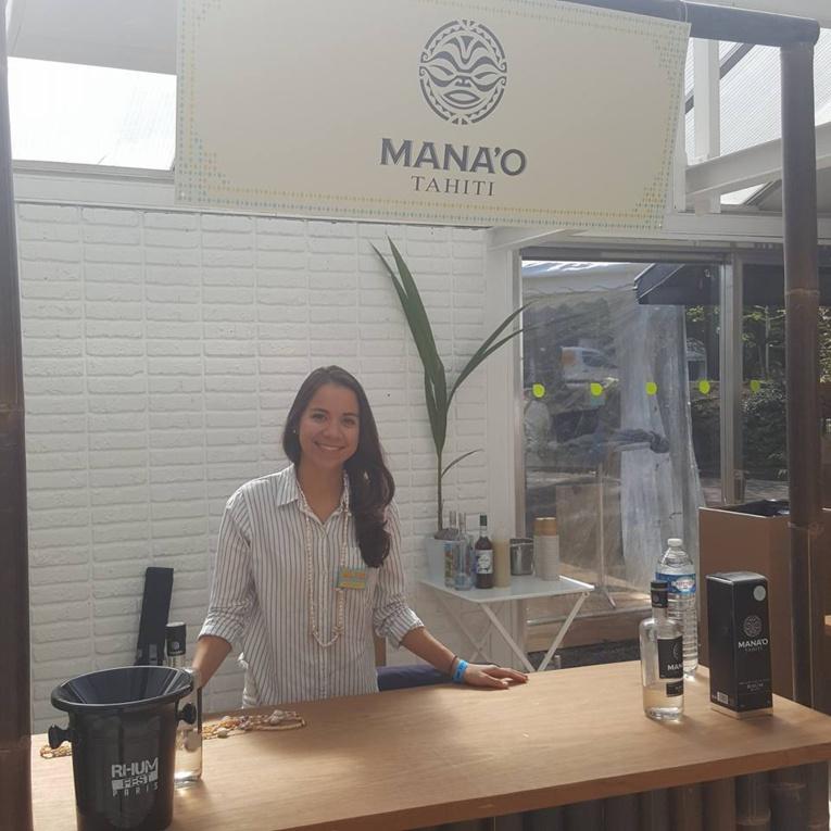 Le Mana'o Tahiti a décroché une médaille d'argent dans la catégorie Rhum agricole ou pur jus, blanc, 50° et plus.