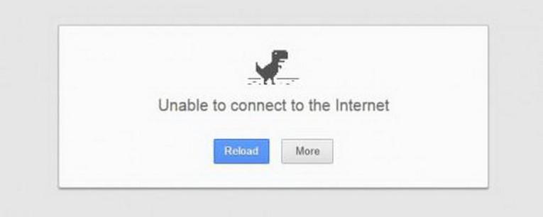 Coupure générale de l'Internet fixe